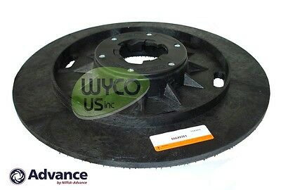 Oem Pad Holder-20 Np92 Clutch, Advance Pacesetter 200 Floor Machine, 56649351
