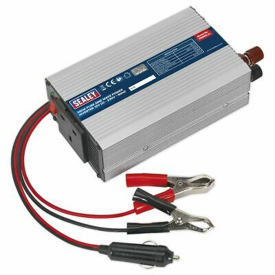 Sealey PSI300 Power Inverter Pure Sine Wave 300W 12V DC - 230V 50Hz