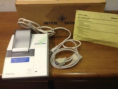 Mettler Toledo - Model #BT-P42 - Bluetooth Wireless Printer - NEW