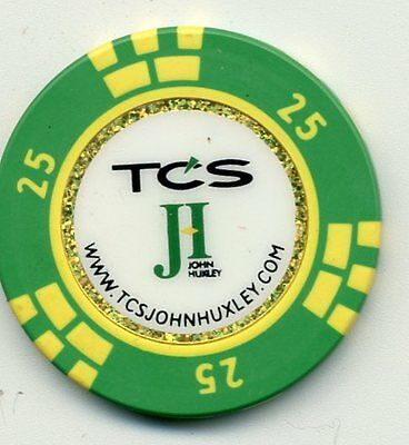 Tcs 25 Green Sample  Chip