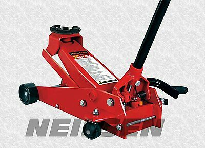3 Ton Quick Lift Hydraulic Trolley Floor Jack  Heavy Duty lifting  145mm - 500mm