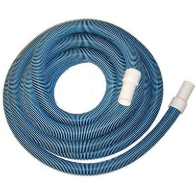 "Protech BS114X21 1 1/4"" X 21' Vac Hose with Swivel Cuff"