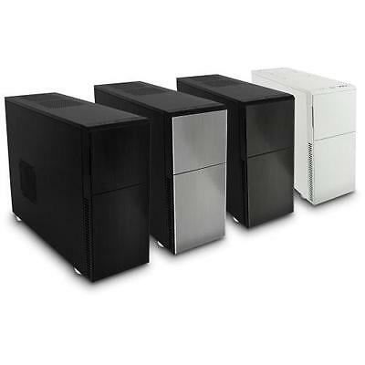 PQ495 Nanoxia Deep Silence 2 Silver Ultimate Low Noise PC Case