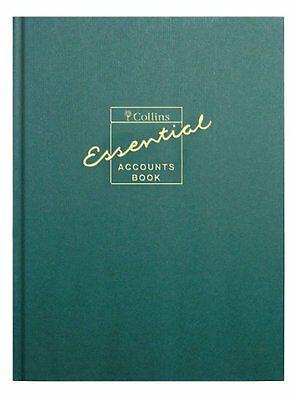 Collins A4 Essentials Account Record Book Self Assessment Tax Return EAB1
