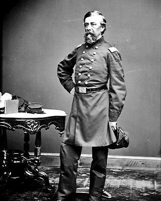 New 8x10 Civil War Photo: Union - Federal General Fletcher Webster