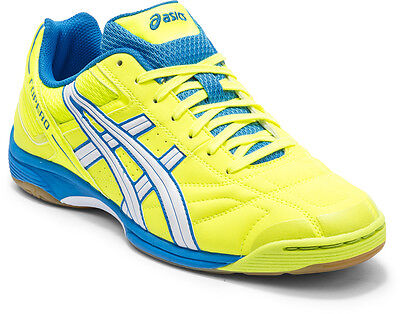 Asics Copero S Mens Futsal Indoor Soccer Shoes (D) (0701) + FREE AUS DELIVERY