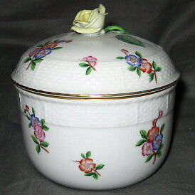 Herend 34 Sugar Bowl With Lid