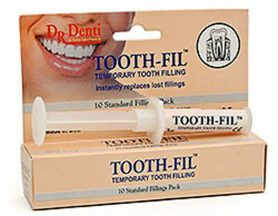 Dr Denti TOOTH - FIL™ -Temporary Tooth-Filling