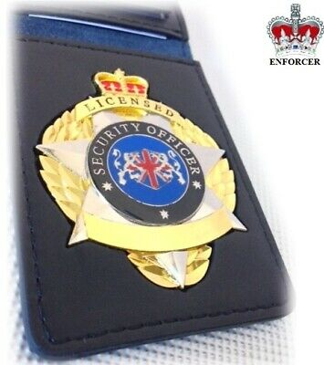 Security Badge & Wallet - NEW