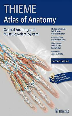 General Anatomy and Musculoskeletal System (Thieme Atlas of Anatomy), Second Edi