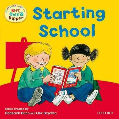 Oxford Reading Tree: Read With Biff, Chip & Kipper First Exp: First Experiences