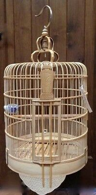 Bamboo Cage  Large