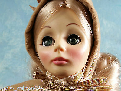 Vintage 1979 Effanbee Grandes Dames Four Seasons ~ Autumn doll USA NEW IN BOX