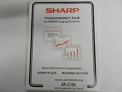 Sharp AR-C15A Transparency Film