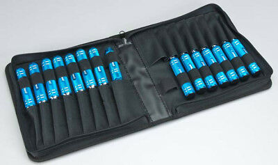 Duratrax DTXR0400 15-Piece Ultimate Tool Set w/Pouch