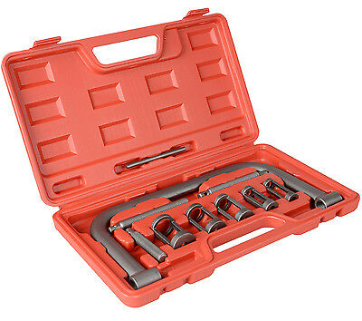 New 10pc Valve Spring Compressor Tool Kit for Car Motorcycle AU
