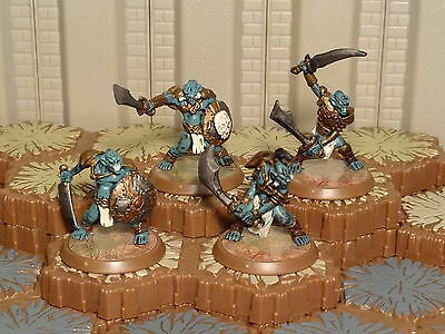 Blade Gruts - Heroscape - Wave 1 - Malliddon's Prophecy- Free Shipping Available