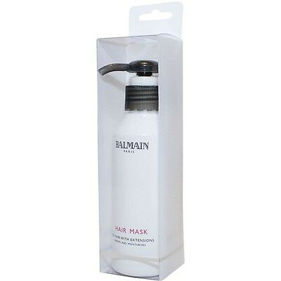 Hair Extension Hair Mask Human Clip In 100% Human Remy TREATMENT by BALMAIN
