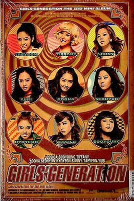 Girls Generation (SNSD) / Hoot (3rd Mini Album)  CD *SEALED* K-POP