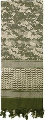 ACU Digital Camouflage Shemagh Heavyweight Tactical Desert Keffiyeh Scarf