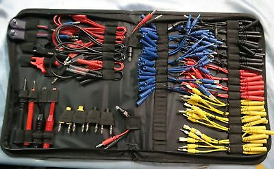 Master Back Pinning Probes/Needle/ Piercing Probes Set Insulated needles