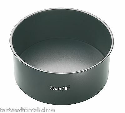 Master Class Professional 23cm / 9 Inch Deep Round Non Stick Cake Tin