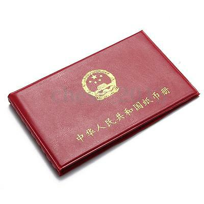 Paper Money Currency Banknote Holder Collection Storage Album Book Collecting UK