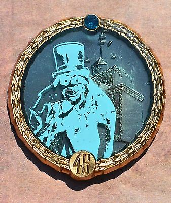 Disneyland Haunted Mansion 45th Anniversary-The Hitchhiking Ghosts Pin -Phineas
