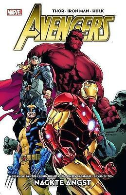 New Avengers 03. Nackte Angst - Brian Michael Bendis PORTOFREI