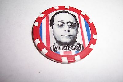Anthony Gaggi  Gangster  Collector Chip