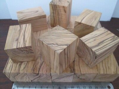 10 PIECES  ~ OLIVEWOOD Bottle Stoppers ~ Turning Blanks FROM BETHLEHEM .plug