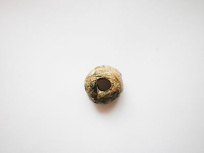 Extremely RARE ANCIENT Beautiful Greek Scythian BEAD  6 - 3 century BC #4