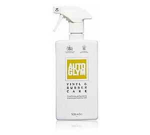 Autoglym Vinyl and Rubber Care Motorcycle Motorbike Car 500ml