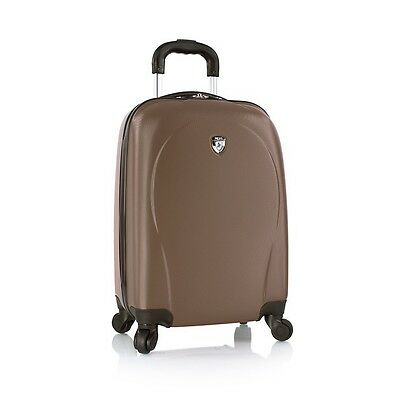 """Heys xcase 21.5"""" Spinner Carry On Taupe 10002-0058-21"""