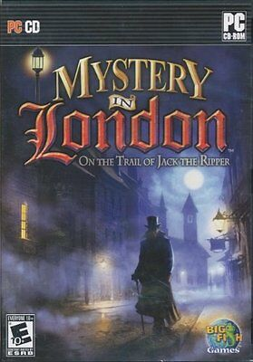 Mystery in London On Trail of Jack the Ripper PC New