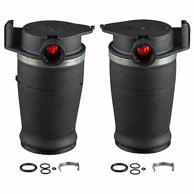 Air Spring Bag Rear Left Right Pair for Continental 95-02 fits A-2212 3U2Z5580BA