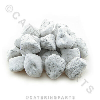 Falcon 539220640 Bag Of Grey Pumice Stone Lava Rock For Gas Commercial Chargrill