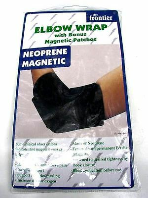 Magnetic Bio Therapy Elbow Neoprene Wrap - Free 1st Class Delivery