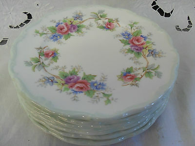 Royal Albert COLLEEN tea plate up to 6 available