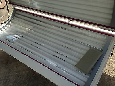 Tanning Bed 20 Bulb Sunquest Pro 20s By Wolff Systems