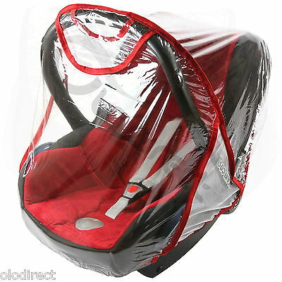 Quality Car Seat Rain Cover for Maxi-Cosi CabrioFix Pebble Carseat Raincover New