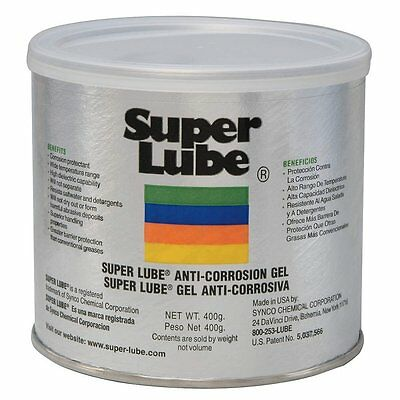 Super Lube 82016 Anti-Corrosion / Connector Gel, 400g Tub