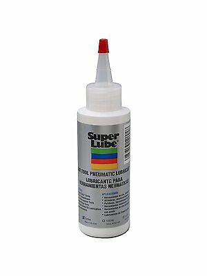 Super Lube 12004 Pneumatic Air Tool Oil Lubricant, 4 oz Bottle