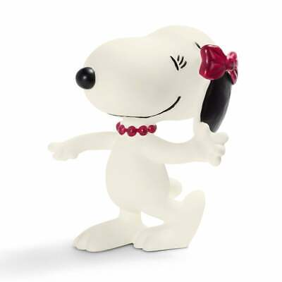 Schleich Peanuts Collection - Snoopy's Sister Belle 5.5cm Hand Painted Figure