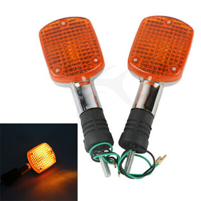Turn Signal Blinker Light For Honda Magna VF250 VF750 Rebel CA250 CMX250 CMX400