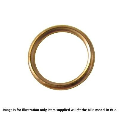 CBR 600 F(3)-T 1996 Replacement Copper Exhaust Gasket