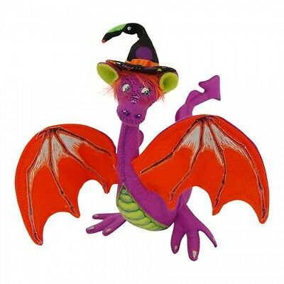 Annalee Mobilitee Dolls Halloween Darling Dragon 7""