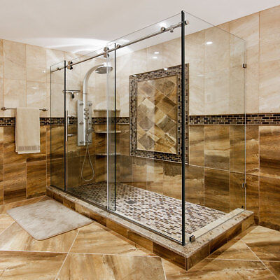 ADA LUXURY CORNER Shower SE-4848GB - $1,099.00 | PicClick