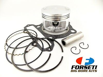 YAMAHA XT500 76-81 535cc BIG BORE KIT 90mm PISTON RINGS GASKET