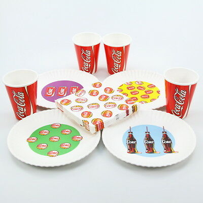 Coca-Cola Pop Art ® Tableware Set